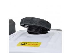 Двигатель бензиновый Skiper N168 F(K) (6.5 л.с., вал диам. 20мм Х50мм, шпонка 5мм)