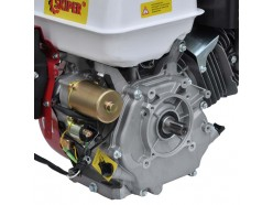 Двигатель бензиновый Skiper N188 F/E(SFT) (Электростартер) (13 л.с., шлицевой вал диам. 25мм Х40мм)