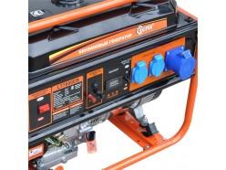Генератор бензиновый (электростанция) Skiper LT7000EВ