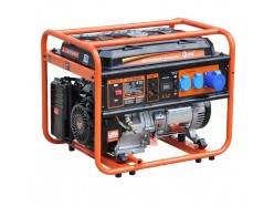 Генератор бензиновый (электростанция) Skiper LT7000EВ, , 1 282.55 руб., Skiper LT7000EВ, LUTIAN MACHINERY CO., LTD., Китай, Генераторы (электростанции)