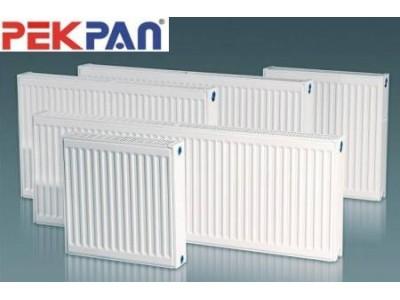 Панельные радиаторы Pekpan, тип 11, высота 500 мм