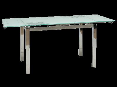 Стол стеклянный раскладной GD-017