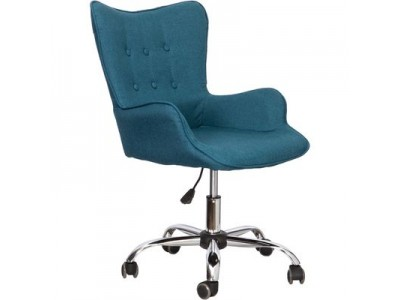 Кресло поворотное Bella, ткань
