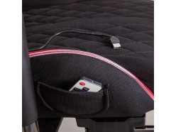Кресло поворотное Axel, ткань