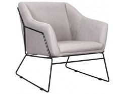 Кресло Remi, , 414.00 руб., Кресло Remi, SEDIA, Monsoon International Limited, Китай, Стулья на металлическом каркасе