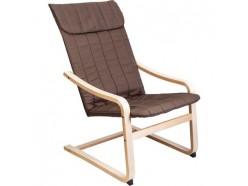 Кресло для отдыха Comfort, ткань, , 159.00 руб., Кресло для отдыха Comfort, ткань, SEDIA, Monsoon International Limited, Китай, Кресла-качалки, кресла-шезлонги, складные кровати и тумбы