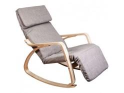 Кресло-качалка Smart, ткань, , 270.00 руб., Кресло-качалка Smart, ткань, SEDIA, Monsoon International Limited, Китай, Кресла-качалки, кресла-шезлонги, складные кровати и тумбы